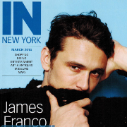 James Franco Of Mice and Men Play