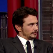 James Franco Letterman