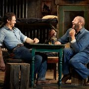 James Franco Chris O'Dowd Mice and Men